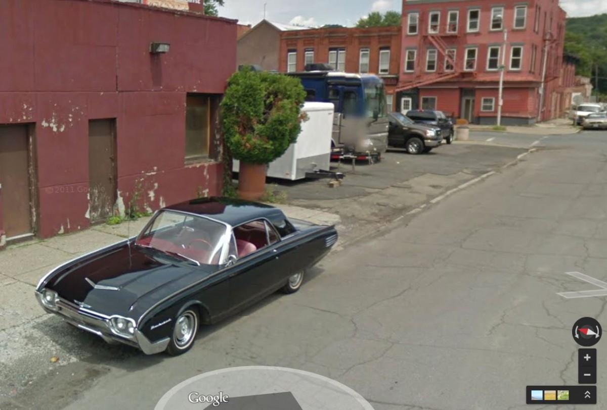 CC (Collar City) Outtake: Google Street View Classics