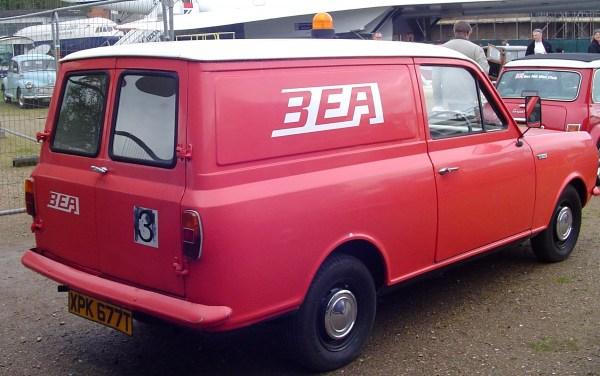 1978 Bedford HA van_1