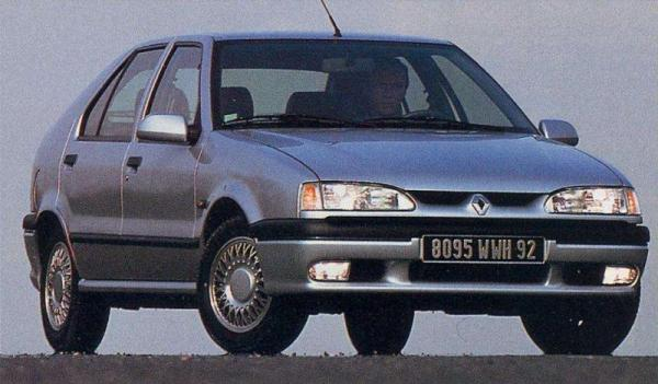 2 renault 19 phase 2