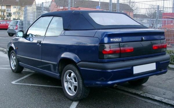 6 renault cabriolet 1997