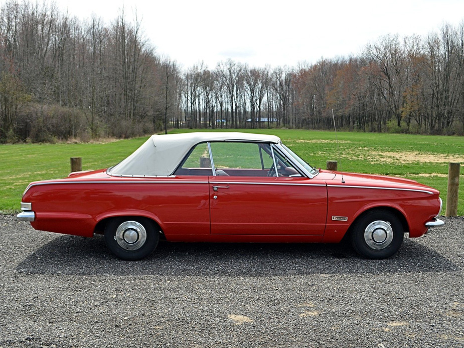 eBay Find: 1963 Plymouth Valiant Convertible – By Mopar to the ...