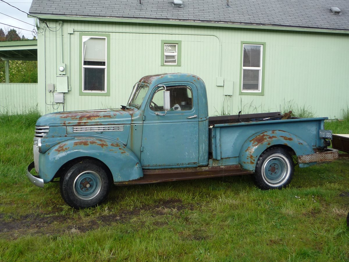 The Latest Ultimate Curbside Classic 1946 Chevrolet Pickup The