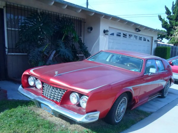Cadillac Seville custom