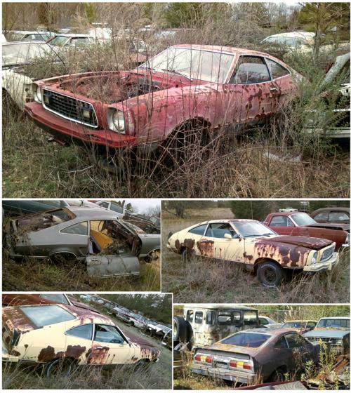 Carspotting Auto Archeology