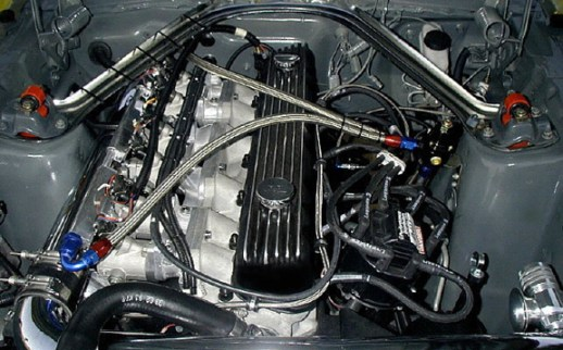 Ford Falcon six-engine