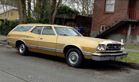 Ford Torino 1974 wagon fq
