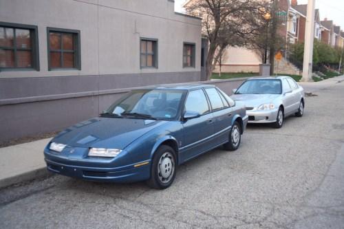 My 1992 SL2.
