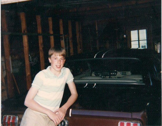 Mustang 13