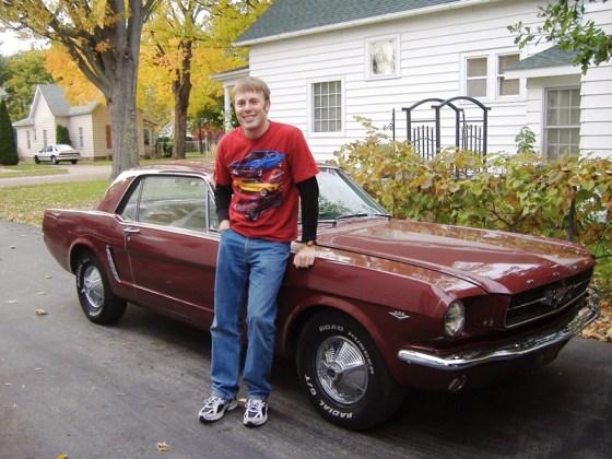 Mustang 18
