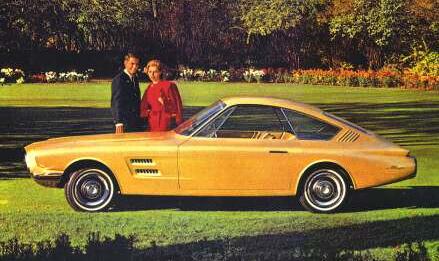 Mustang Allegro