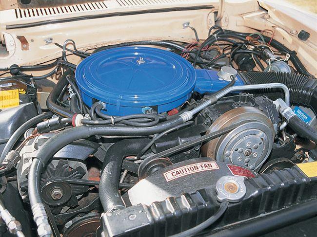 Mustang II 2.8 V-6