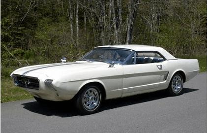 Mustang II prototype
