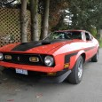 When I saw this red Mustang parked in front of a neighbor's house the other day, I was pretty surprised. Was this an actual Mustang Mach 1 casually parked on […]