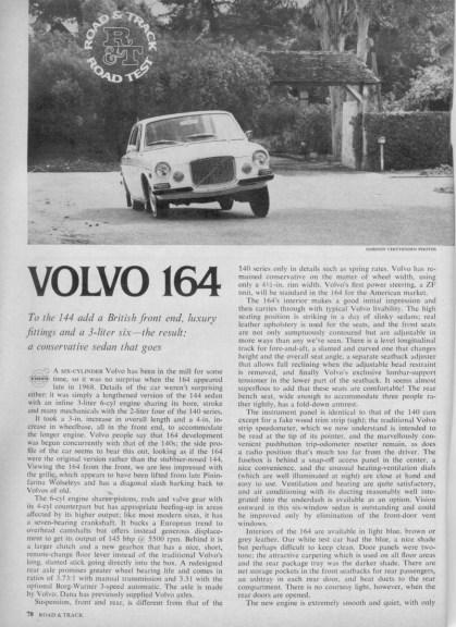 Volvo 164 002 1200