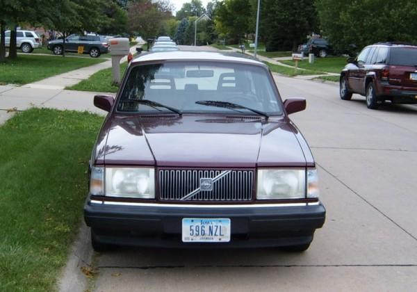 Curbside Classic: 1993 Volvo 240 Classic Wagon – So Long