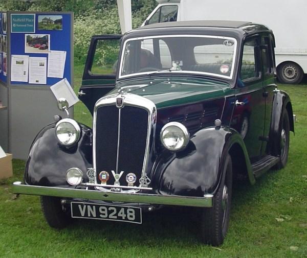 1936 Morris 10