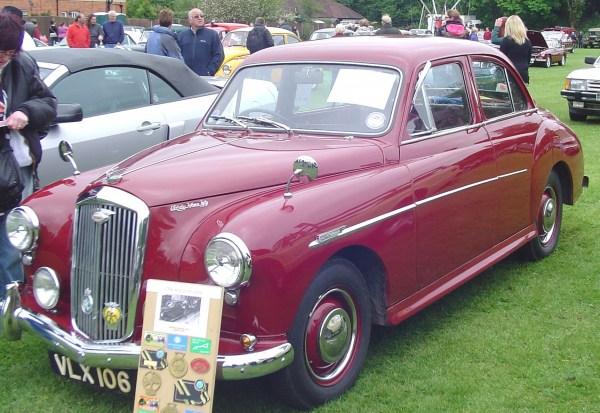1958 Wolseley 15-50