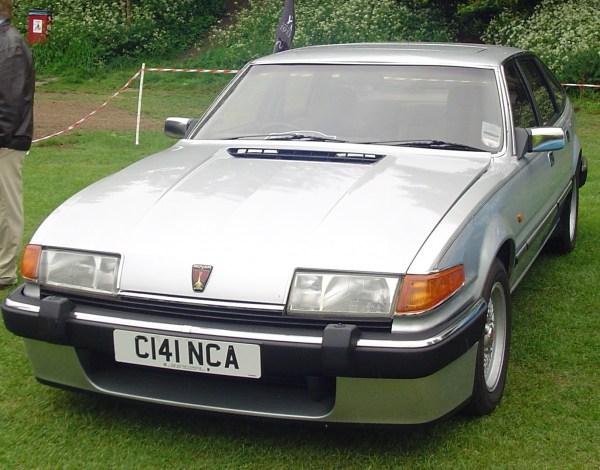 1986 Rover 3500