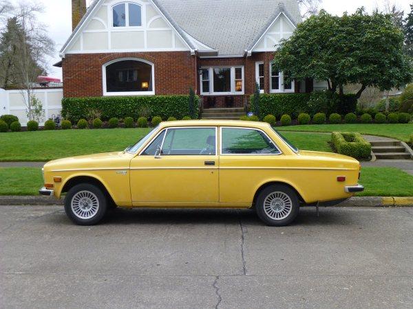 1971 Volvo 142E