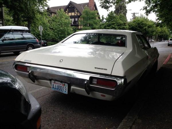 Ford Torino 1972 r