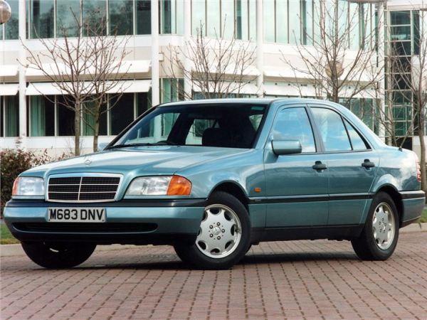 Mercedes-Benz C-Class (5)