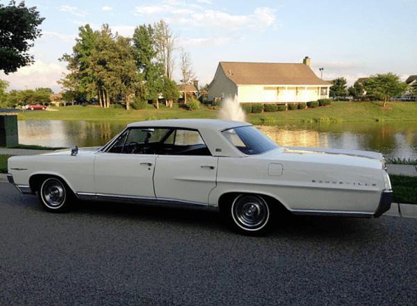 Pontiac Brougham 1964 side Dave S
