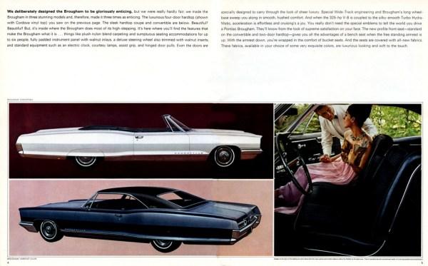 Pontiac Brougham 1966 conv coupe