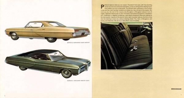 Pontiac Brougham 1968