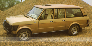 Range Rover Wood & Pickett Epsom Range Rover 1 W