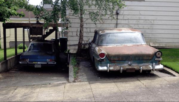 Studebaker driveway r2