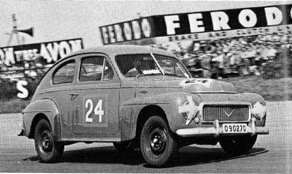 Volvo 444 racing
