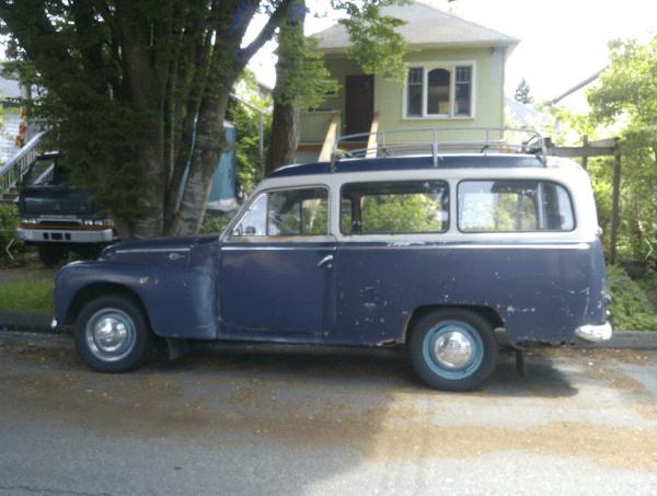 Volvo Duett s