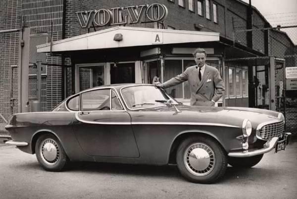volvo p1800-1961