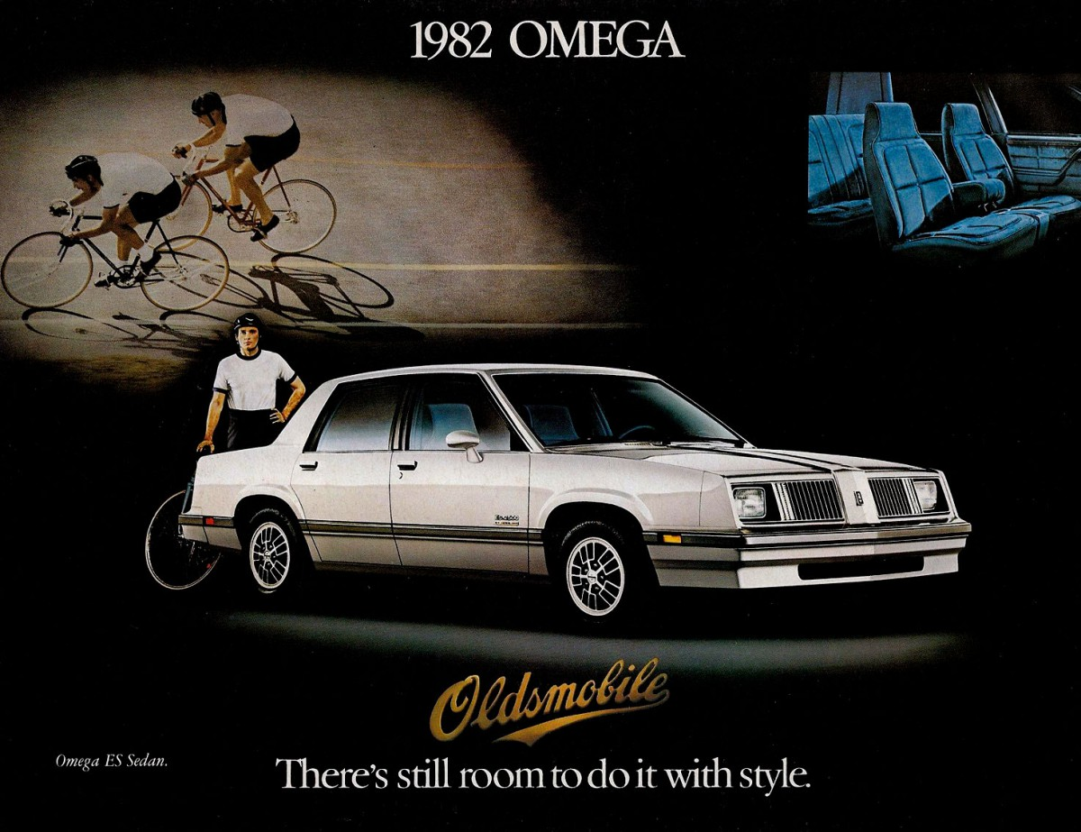 f4dd76ee843 Cohort Outtake: 1984 Oldsmobile Omega – Culture Clash