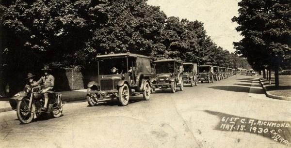 1930 61st Coast Artillery