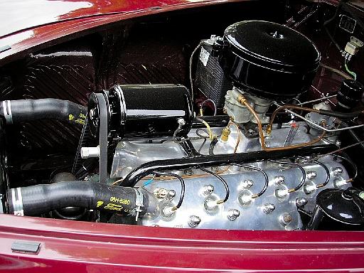 1940 Zephyr V12
