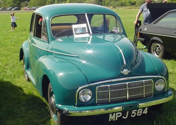 1948 Morris Minor MM-1