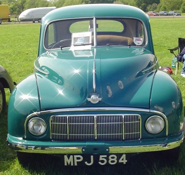 1948 Morris Minor MM-2