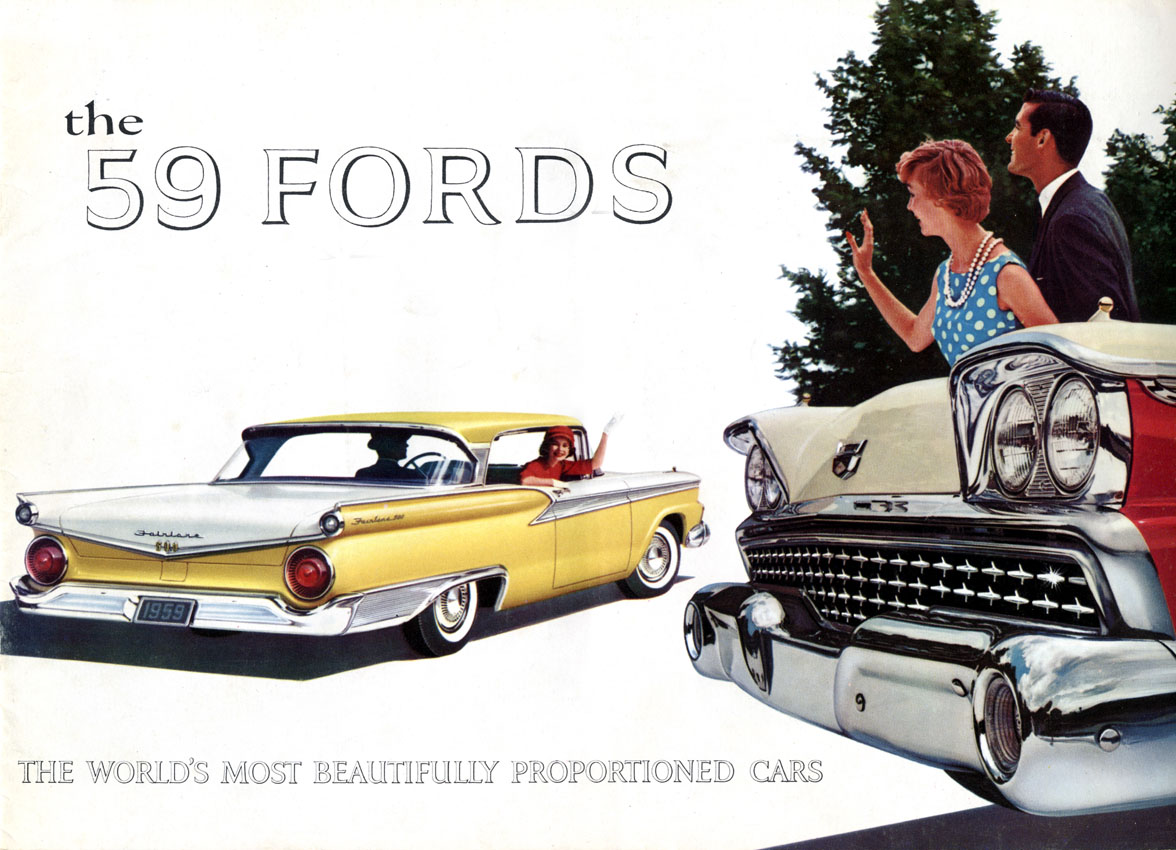 the history of the ford motor