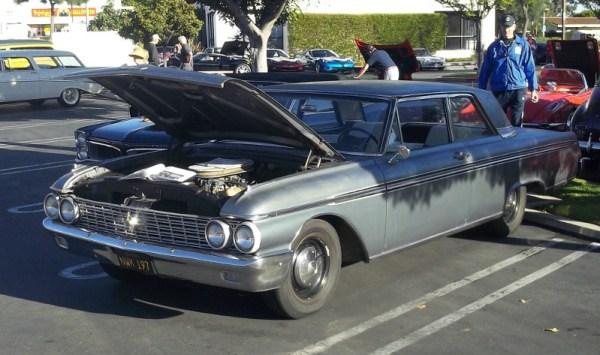 1962 Ford 2 door sedan