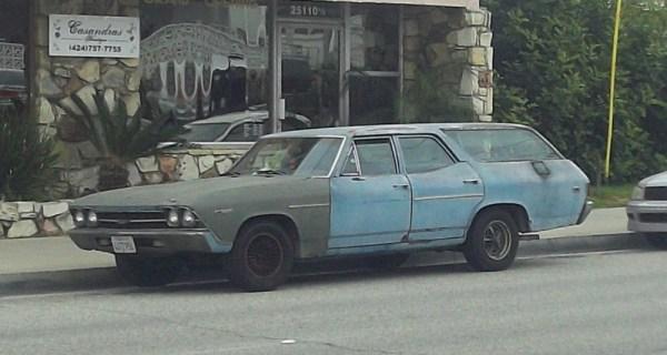 1969 Chevelle 3 quarter rear.2