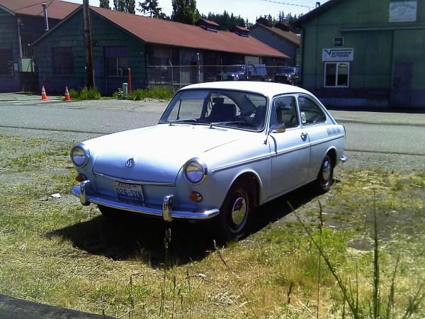1969 Volkswagen Type 3 Fastback _02