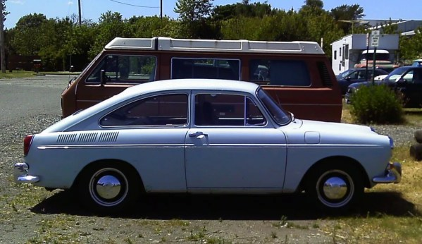 Curbside Classic: 1969 VW Type 3 Fastback – In Good Company
