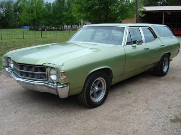 1971 Concours wagon