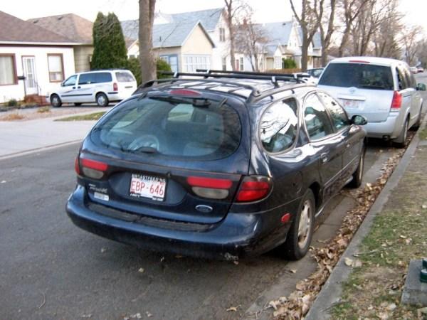 1998 Ford Taurus rear