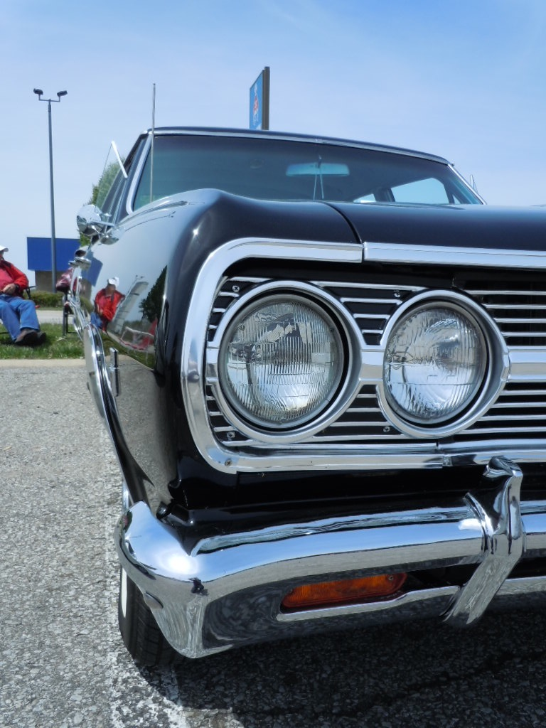 Car Show Classic 1965 Chevy Chevelle Malibu Absolute A Body Ss Hello I Have 64 That Ive 2014 05 03 121558