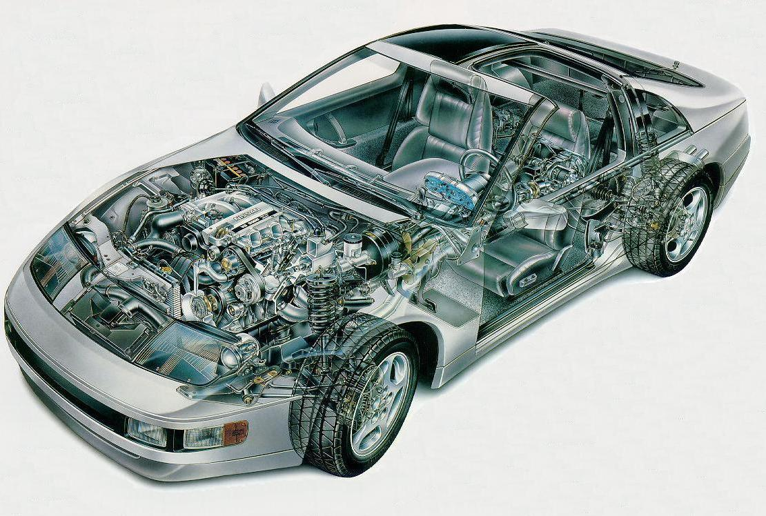 Curbside Classic: 1994 300ZX Convertible – Out Of Touch, Out