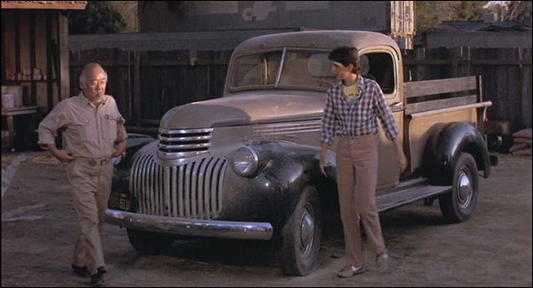 5 1942 Chevrolet pickup