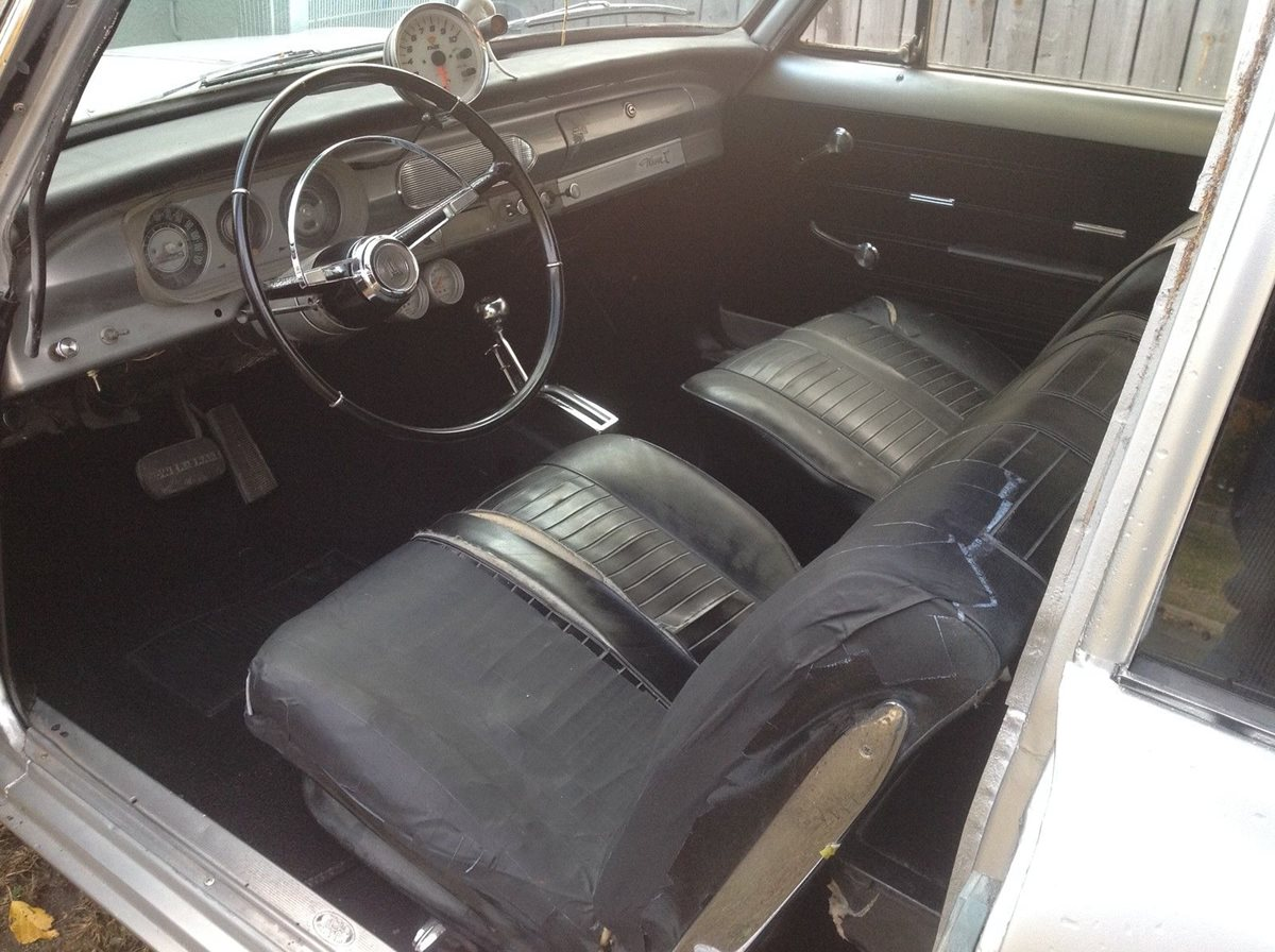1965 Chevy II Two-Door Station Wagon: Factory COPO Original