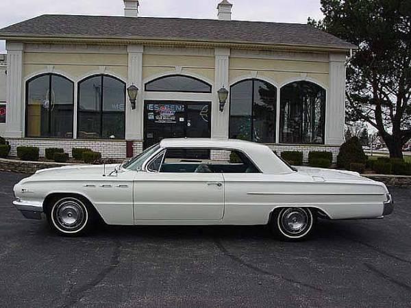 Buick 1962 Le sabre